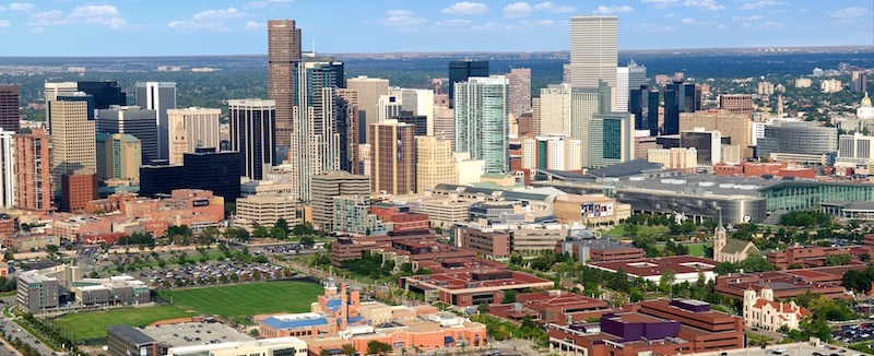 Tourist Places of Colorado - Area Code 970