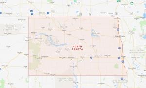 701 Area Code Map