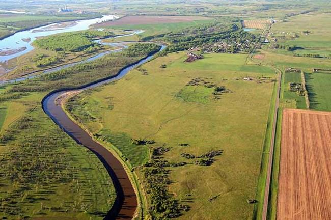 710 North Dakota Knife River
