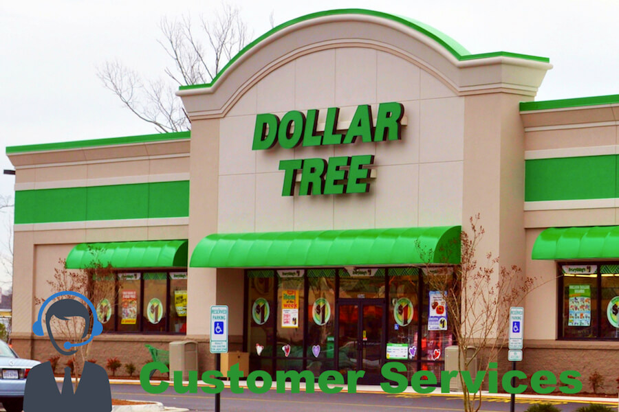 Dollar Tree Phone Number