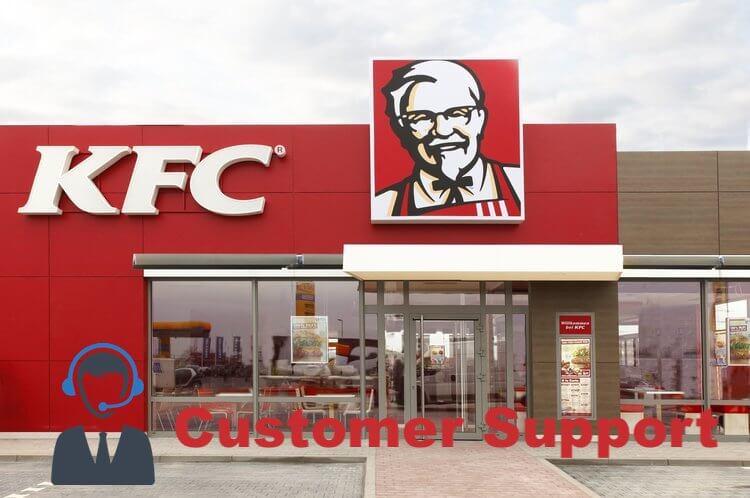 KFC Phone Number