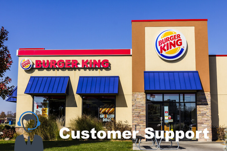 Burger King Phone Number