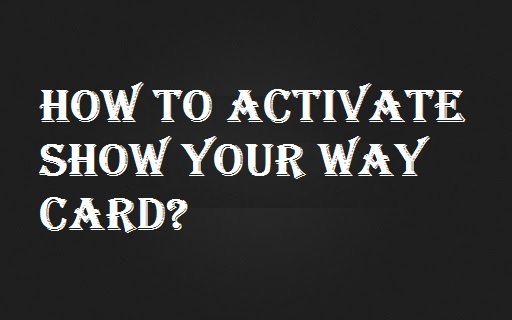 Activate.SYW.Accountonline.com - Activate Shop Your Way Card