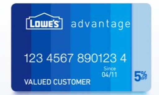 www.Lowes.com/Activate Card - Activate Lewe's Card