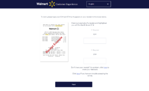 www.survey.walmart.com - Walmart Store Satisfaction Survey